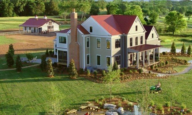 Progressive Farmer Idea House Stones River Projects