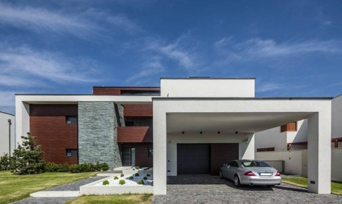 Project Architecture Office Lake Balaton Hungary Home Alone
