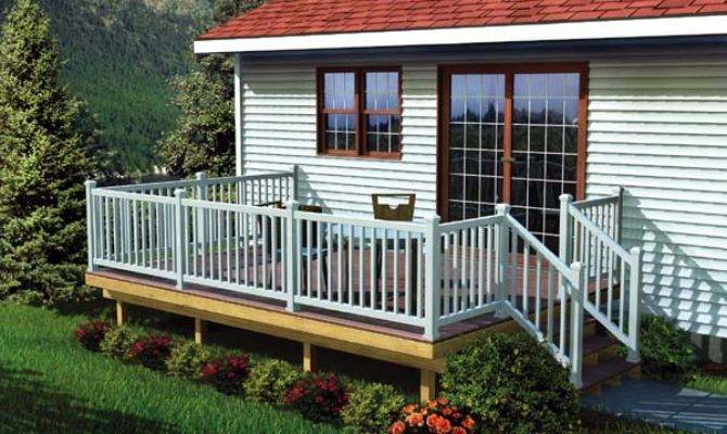 Project Plan Maintenance Easy Raised Deck