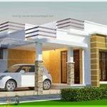 Proposed House Located Kottayam Kerala Home Design