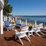 Provincetown Beach House Style Deck Boston