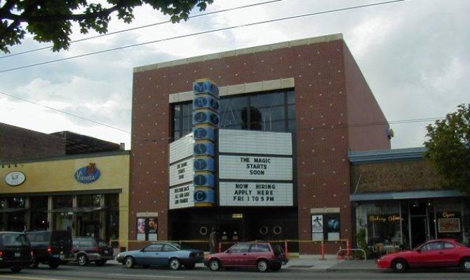 Pstos Majestic Roxy Bay Theatre Seattle Washington
