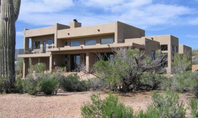 Pueblo Style Home Design Ideas Remodel Decor