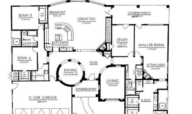 Pusch Ridge Vistas Floor Plan Model