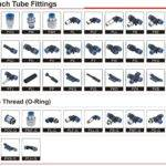 Quality Pneumatic Plastic Fittings