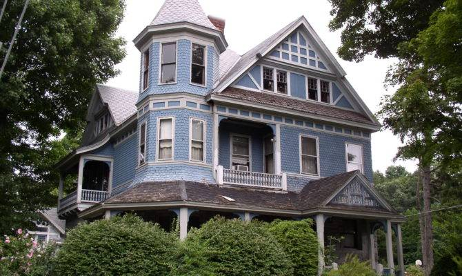 Queen Anne Architectural Styles America Europe