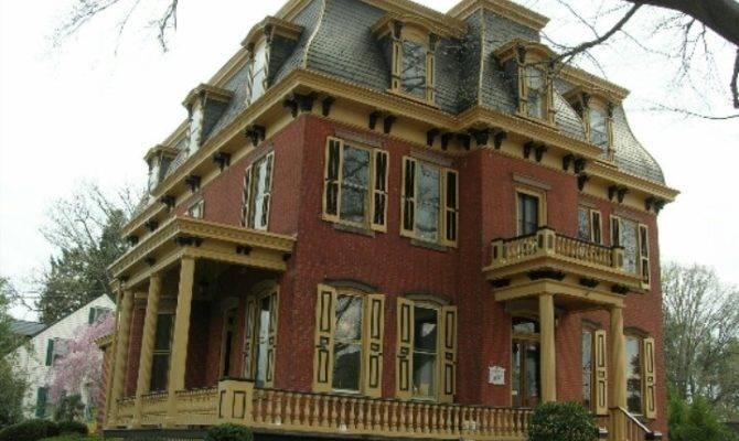 Queen Anne Nice Slate Work Architecture Pinterest