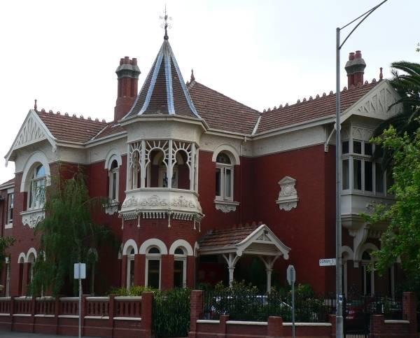 Queen Anne Style Architecture Wikipedia
