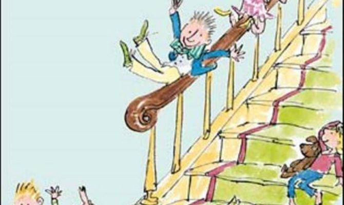 Quentin Blake New Home Congratulations Greeting Card
