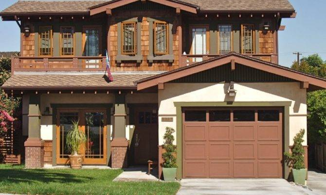 Radiant California Craftsman Bungalow Stylehomes