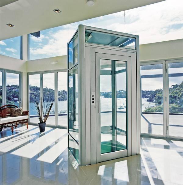 Raging Residential Elevator Trend Techome Builder