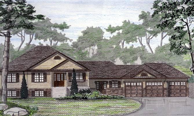 Raised Bungalow Modco Homes