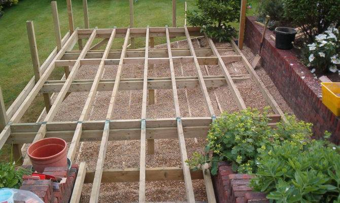 Raised Decking Guide Deck