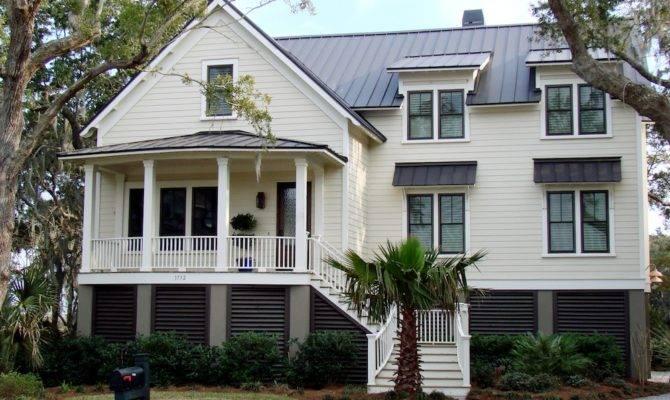 Raised House Plans High Tide Design Group