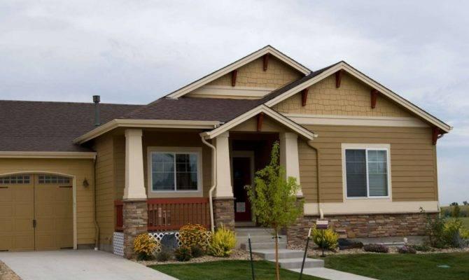 Raised Ranch Front Porch Ideas Joy Studio Design
