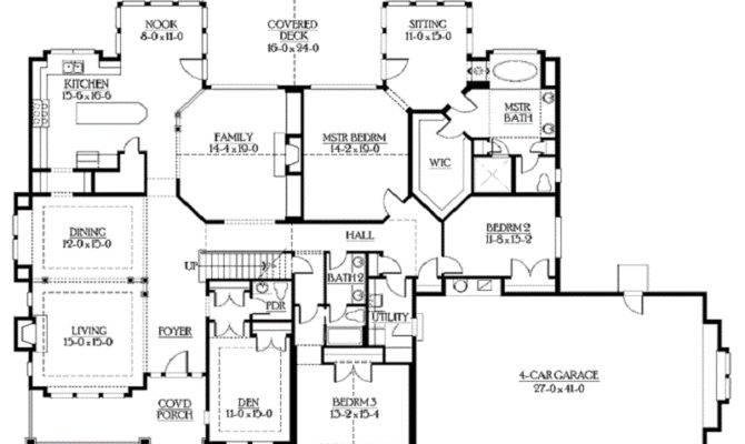 Rambler Floor Plans Bonus Room Builderhouseplans