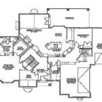 Rambler Floor Plans Walkout Basement Builderhouseplans