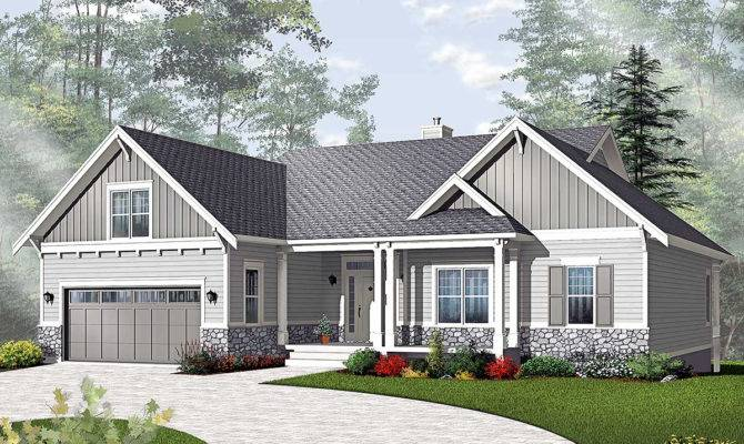 Ranch Architectural Style Styles Homes House California