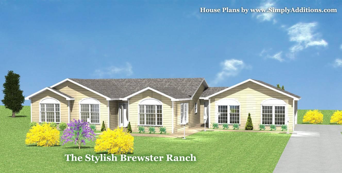 Ranch Home Additions Joy Studio Design Best