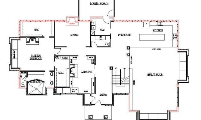 Ranch House Addition Plans Ideas Second Story Home Floor
