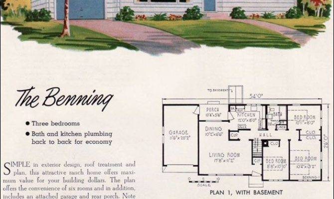 Ranch House Floor Plans New National Plan