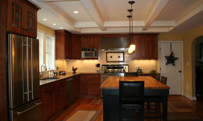 Ranch House Kitchen Ideas Plans Design Office
