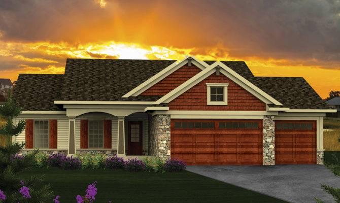 Ranch House Plans Designs Builderhouseplans