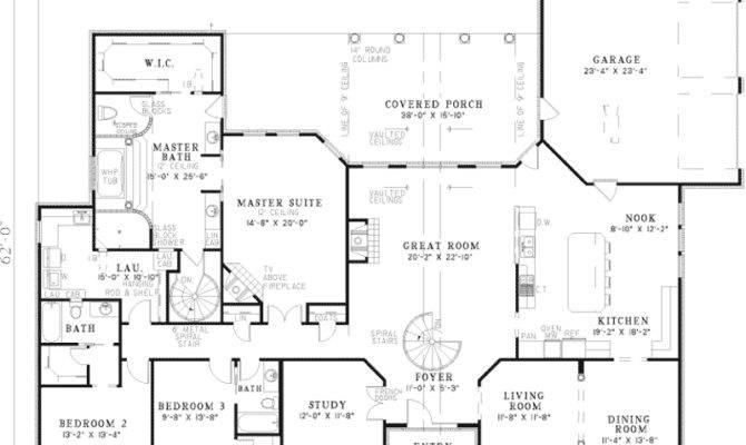 Ranch House Plans Walkout Basement Deco Maison Design