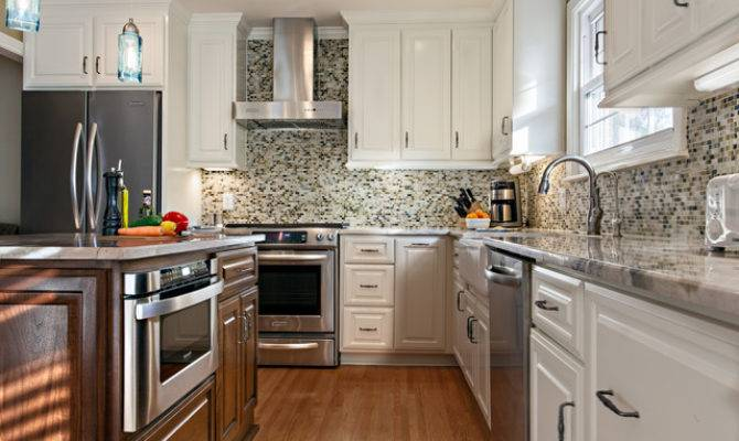 Ranch Kitchen Remodel Brentwood Traditional