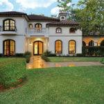 Ranch Small Spanish Style House Plans Design