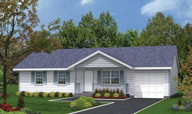 Ranch Style Home Plans Front Porch