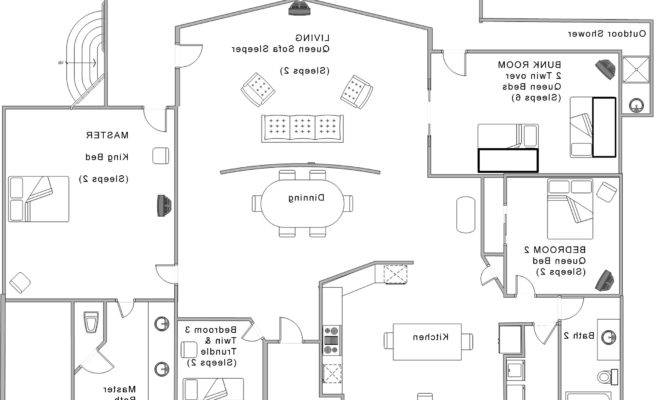 Ranch Style Home Plans Open Floor Plan House