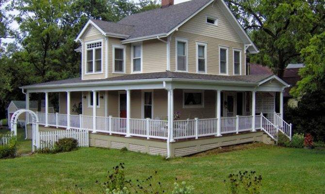 Ranch Style Home Plans Wrap Around Porch