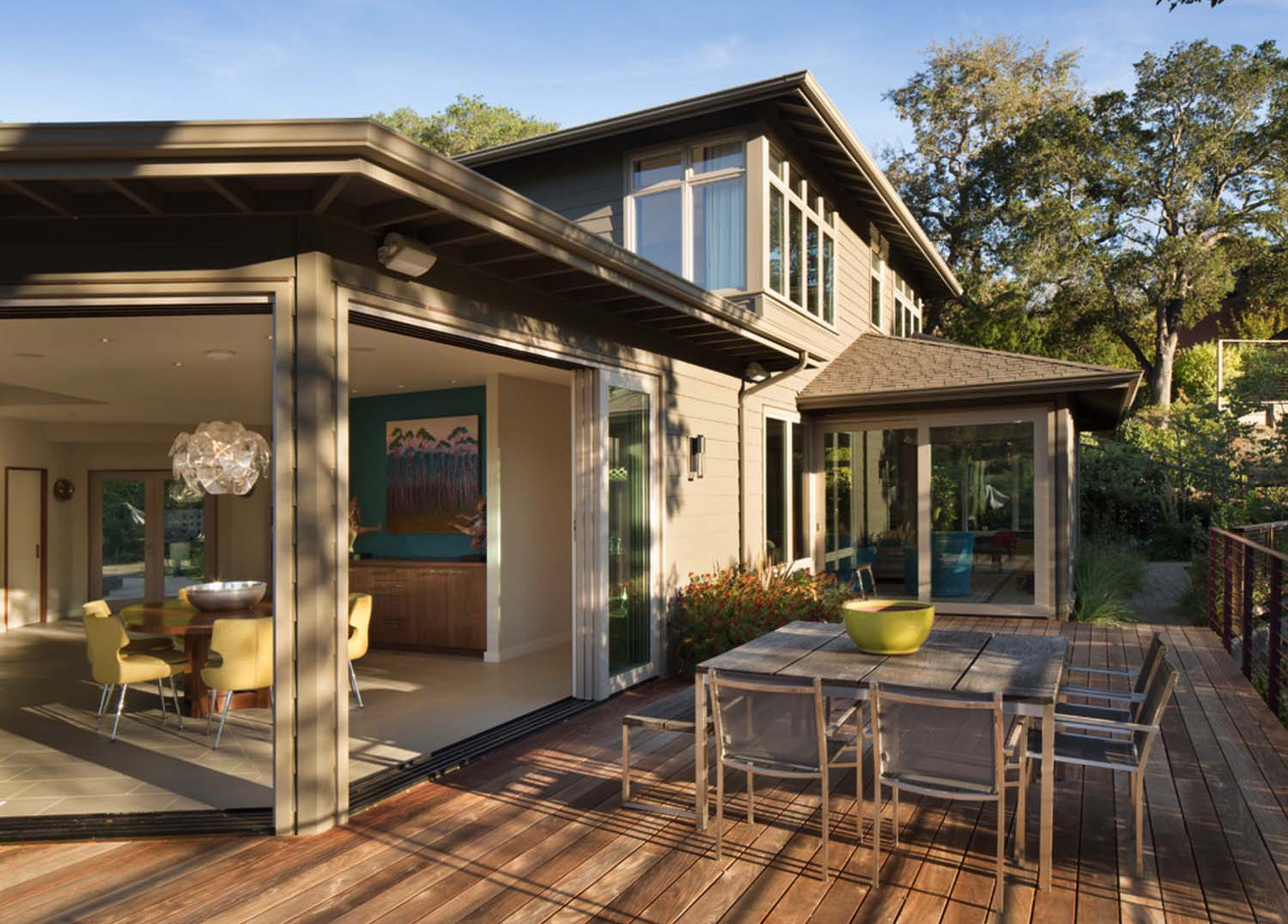 Ranch Style Home Transformed Into Dynamic Space