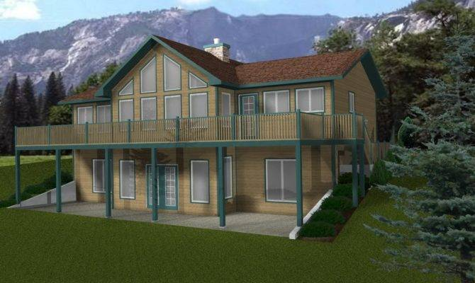 Ranch Style House Plans Wrap Around Porch Basement