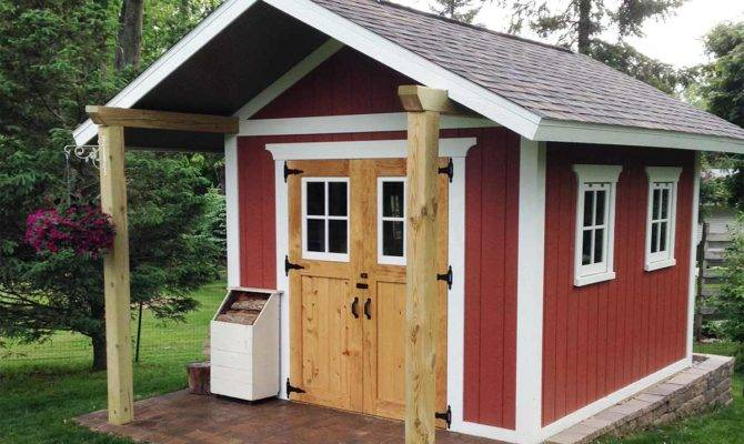 Reader Project Dream Shed Handyman