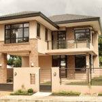 Real Estate Davao Two Storey House Naomi Model Sale