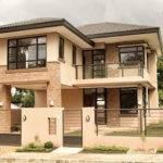 Real Estate Davao Two Storey House Naomi Model Sale
