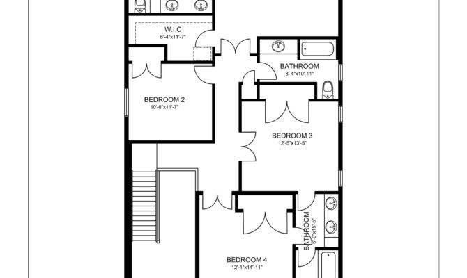 Real Estate Floor Plans Design Rendering Samples