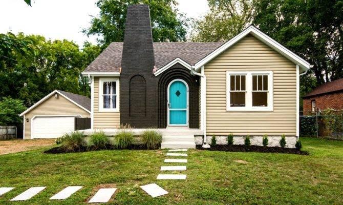 Real Estate Stalking Cute Colorful Nashville Home