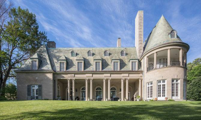Real Great Gatsby House Long Island Home Sale
