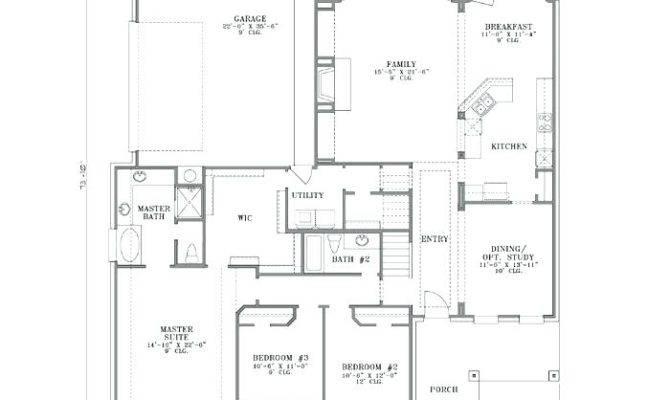 Rear Garage House Plans Plan Beds Baths Main