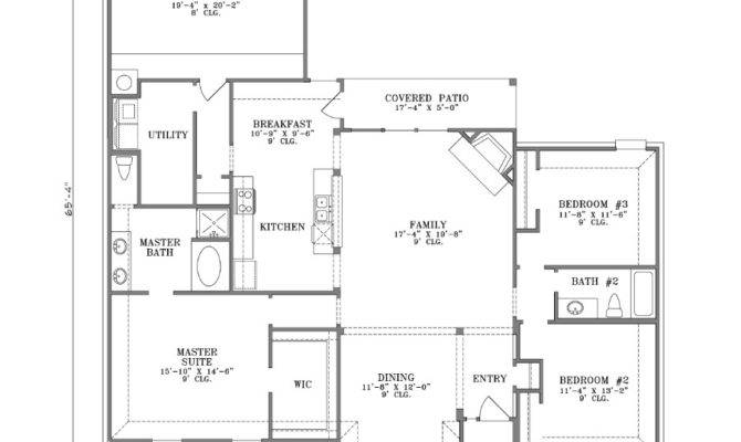 Rear Garage House Plans Smalltowndjs