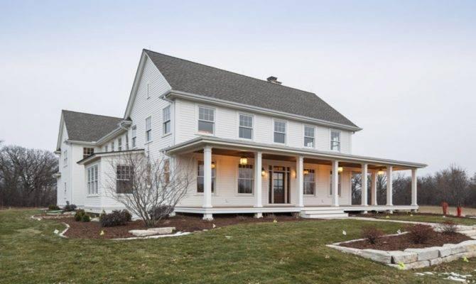 Rebuild Old Home Modern Farmhouse Plans Joanne Russo