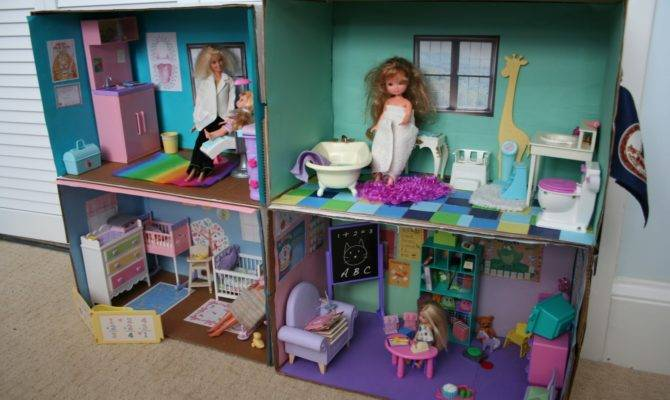 Recently Expanded Our Barbie Land Guest Bedroom