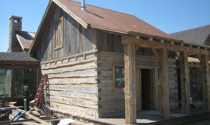 Reclaimed Log Cabins Distinguished Boards Beams