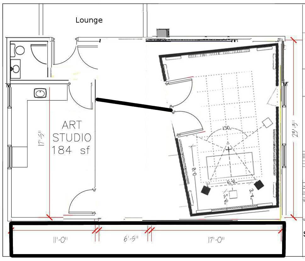 Recording Studio Floor Plans Pdf