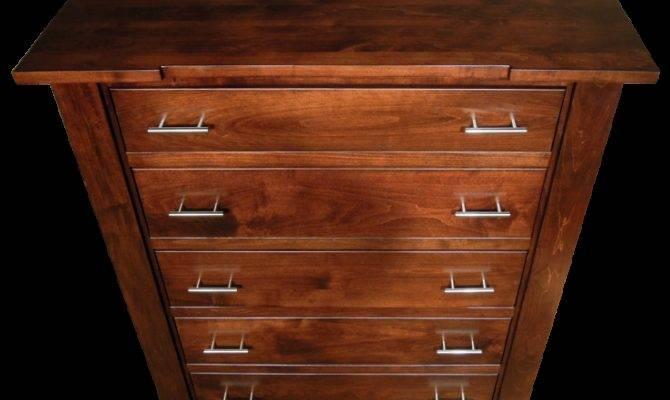 Rectangle Bedroom Set Amish Furniture Custom Built
