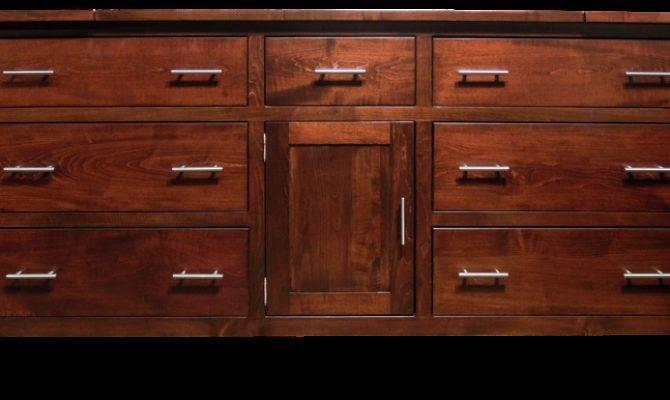 Rectangle Bedroom Set Dresser