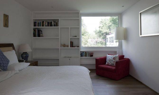 Rectangular Shaped Modern Home Connecting Inhabitants